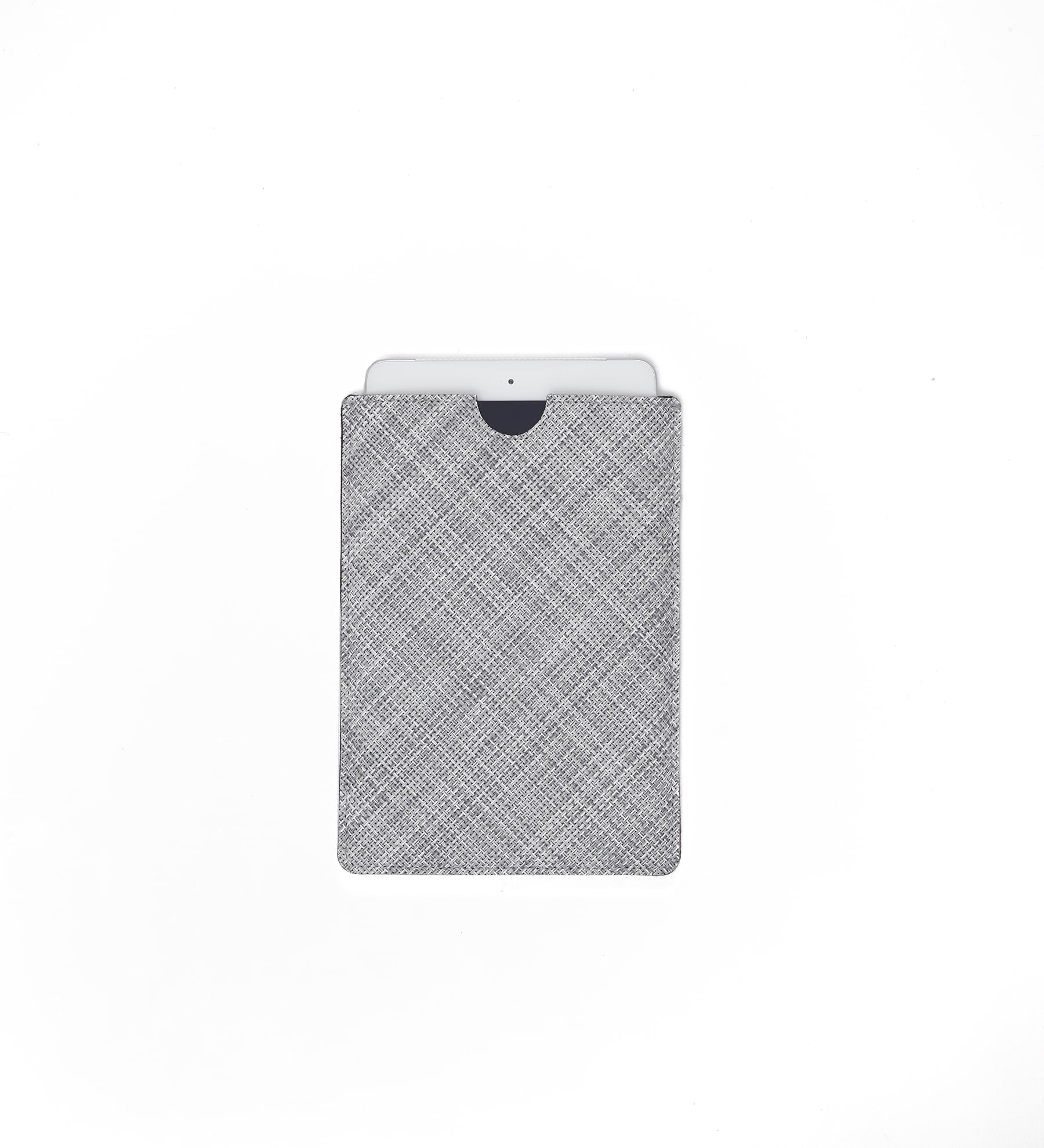 Mist Grey Tablet Sleeve by Chilewich
