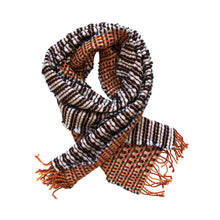 Load image into Gallery viewer, Jigsaw Scarf - Amber
