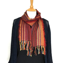 Load image into Gallery viewer, Autumn Leaves Scarf