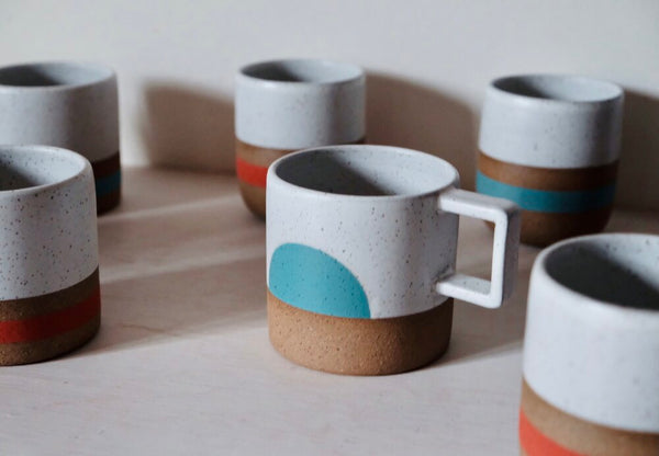 Speckled Moonrise Mug