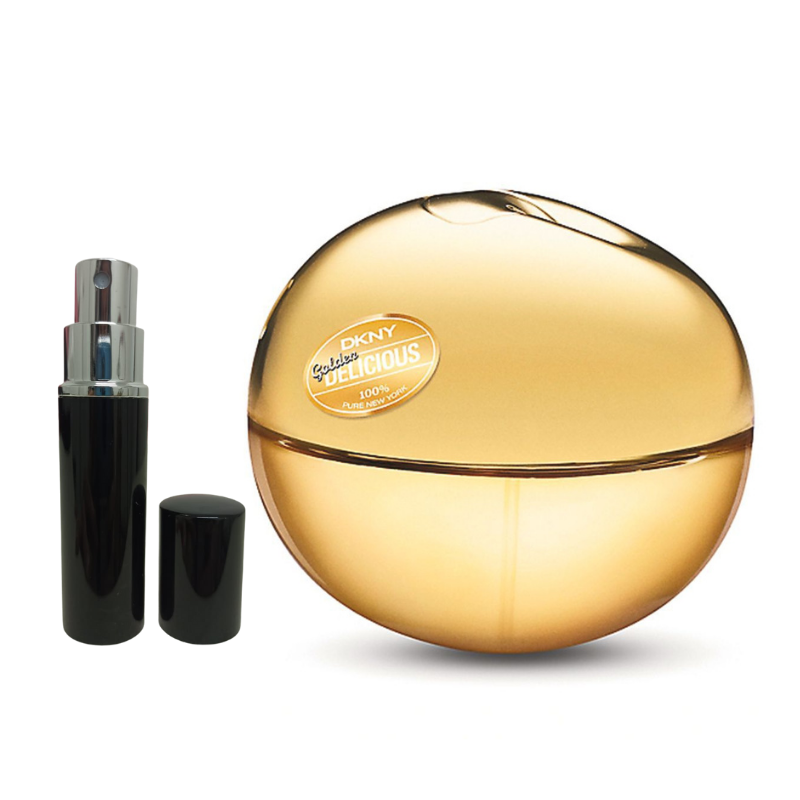 Decant  DKNY Be Delicious Golden 10ML - yahooshopscl