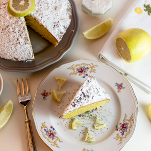 Miss V's Lemon Drizzle Recipe