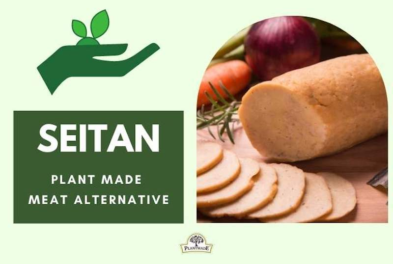 Seitan Meaning, Recipe and Nutrition