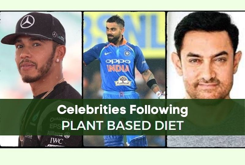Plant Based Diet: Celebs New Favourite