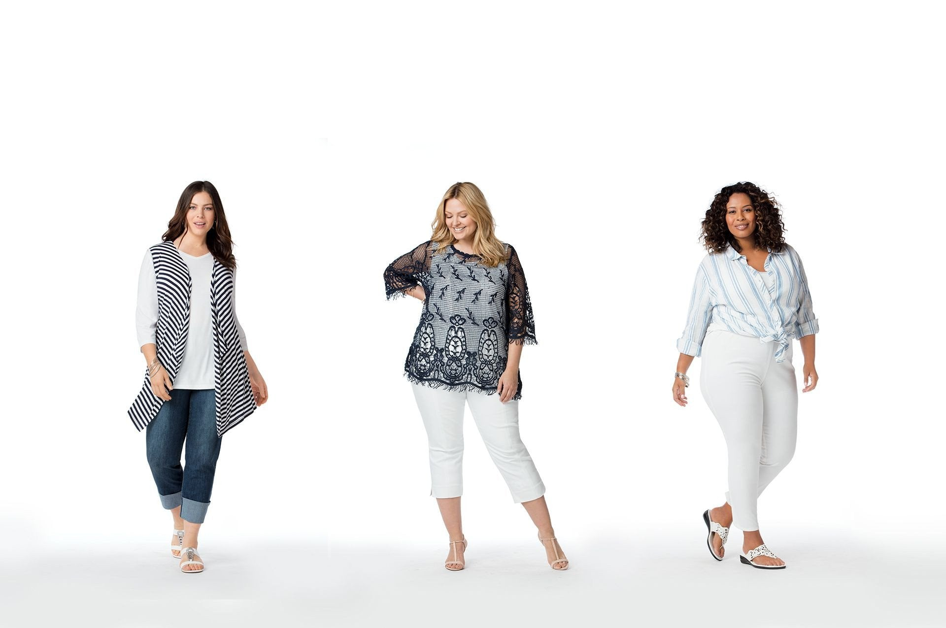 Why don't we carry plus size?