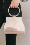 XS Baguette Front Ring Handle Clutch