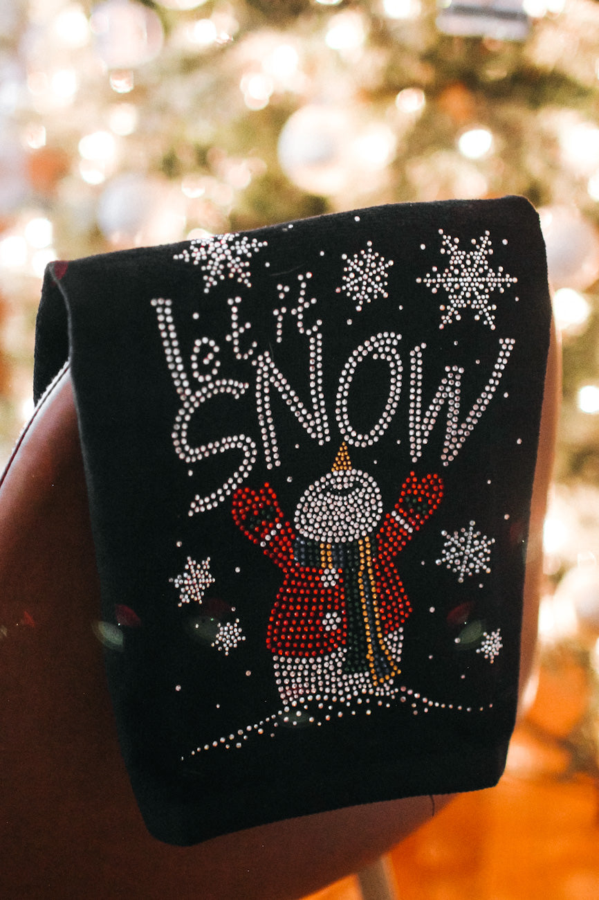 Let it Snow Towel
