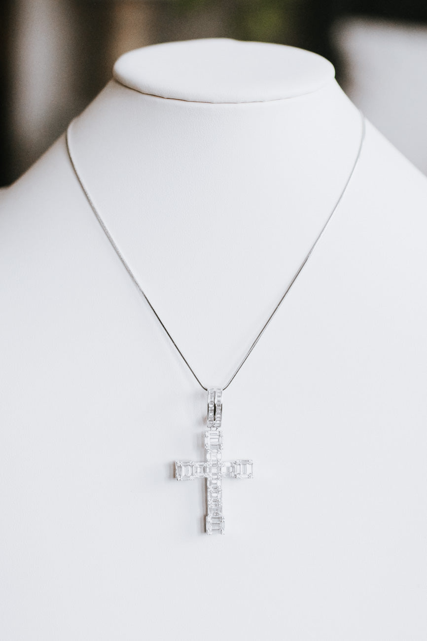 All Different Size Baguette Cross