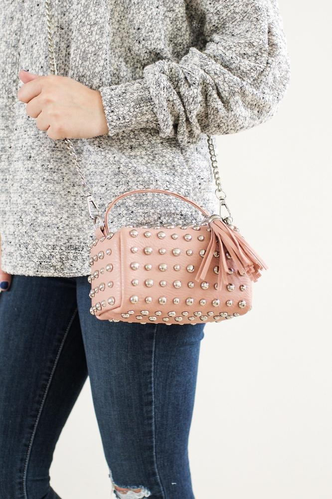 All Stud Small Messenger - Glitz & Ears