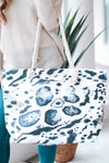 Different Tone Shape Beach Bag-Glitz & Ears Boutique