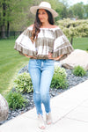 Cropped Tie Dye Bell Sleeve Top