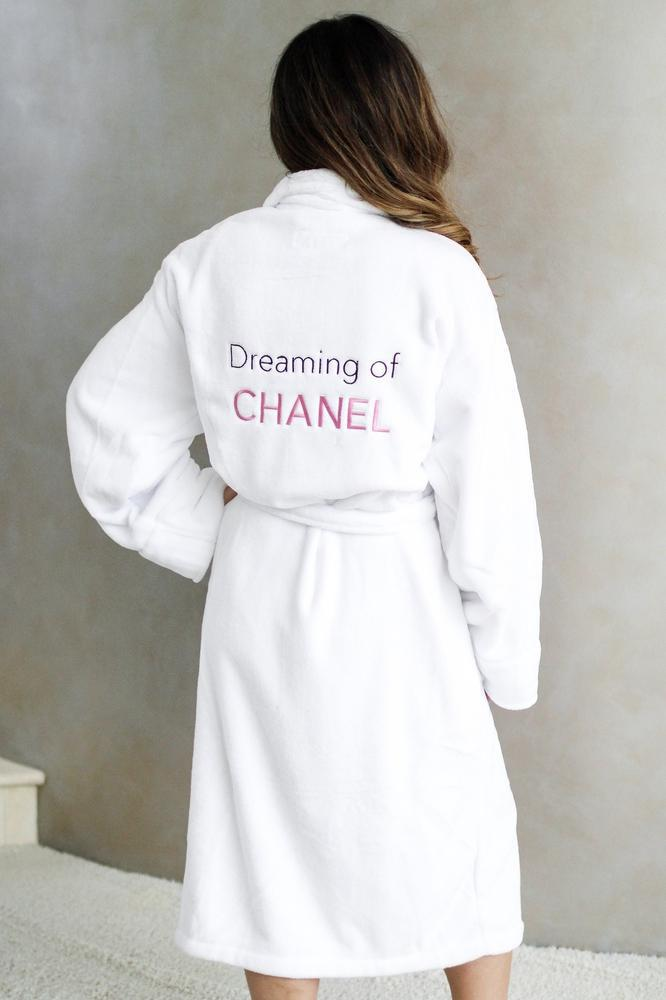 Dreaming of Chanel Robe - Glitz & Ears
