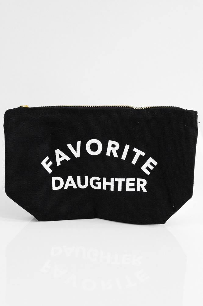 Favorite Daughter Makeup Bag - Glitz & Ears