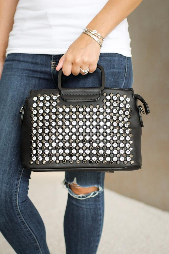 Stud & Stone Small Purse