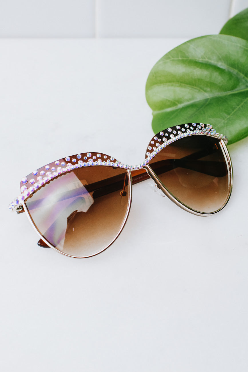 Stagger Stone Top & Row Sunglasses