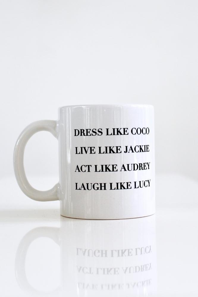 'Dress Like Coco...' Coffee Mug