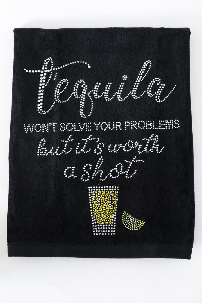 Tequila, Worth a Shot Towel