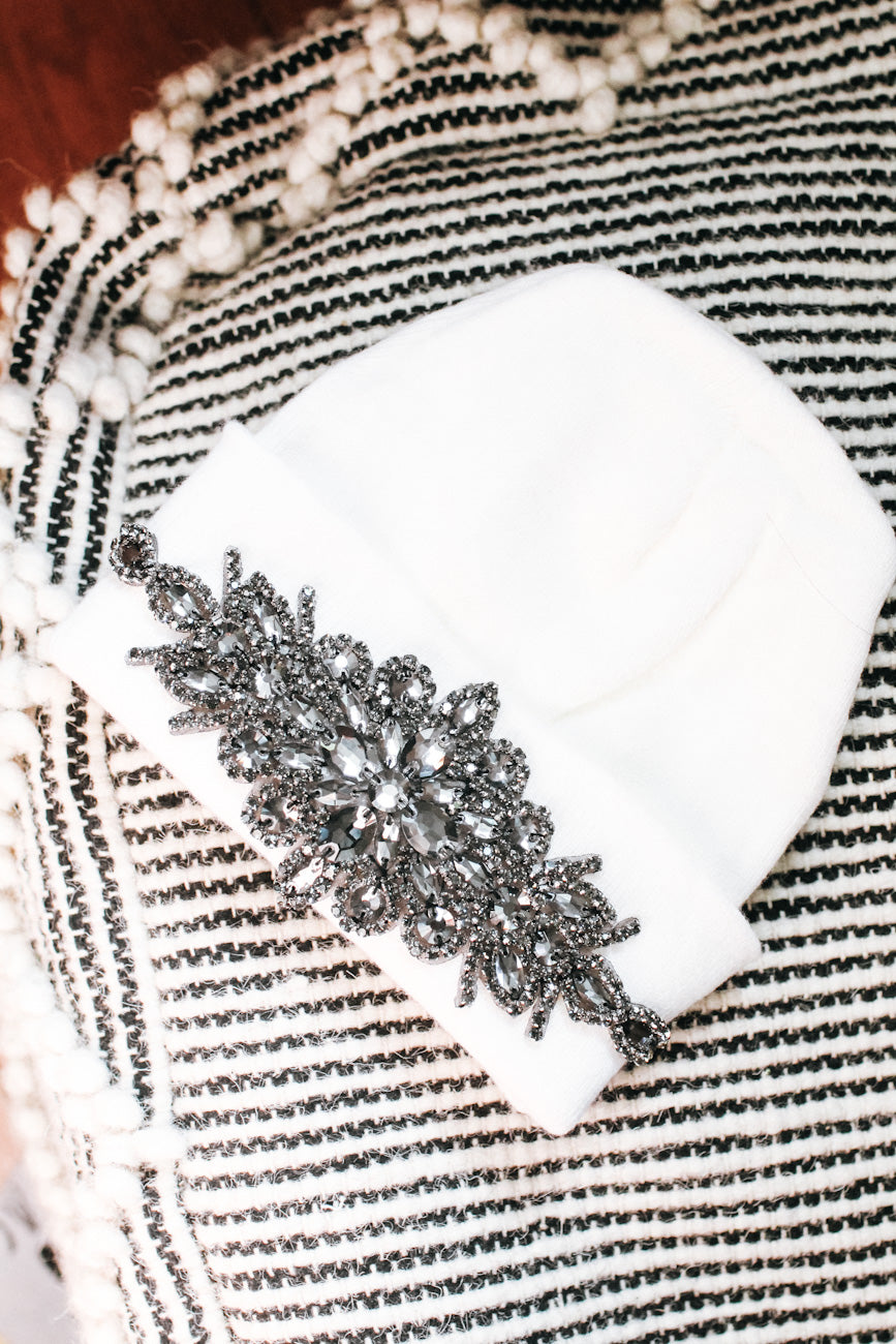 Extra Large Two Tone Floppy Hat - Glitz & Ears