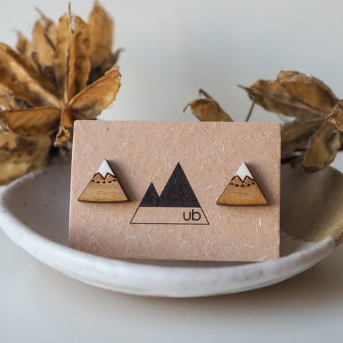 Mountain Studs - Natural