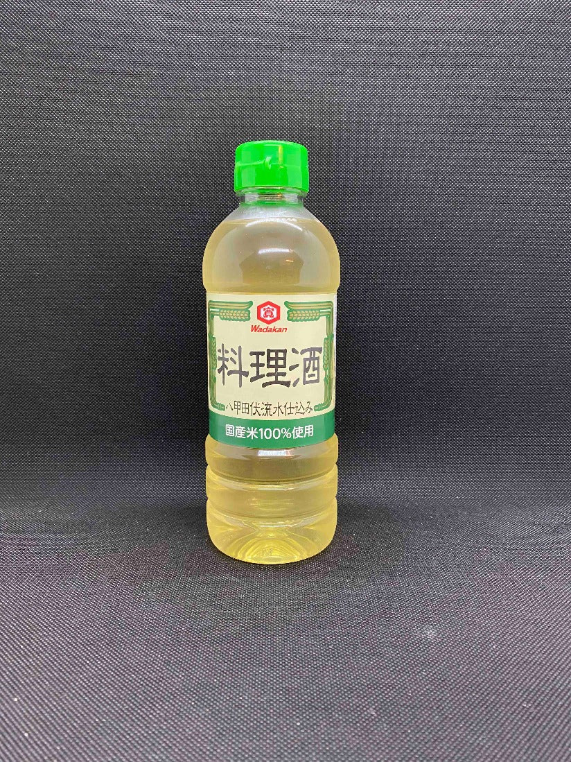 Wadakan Sake for Cooking (500ml)