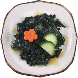 Seaweed Salad with Miso Sauce