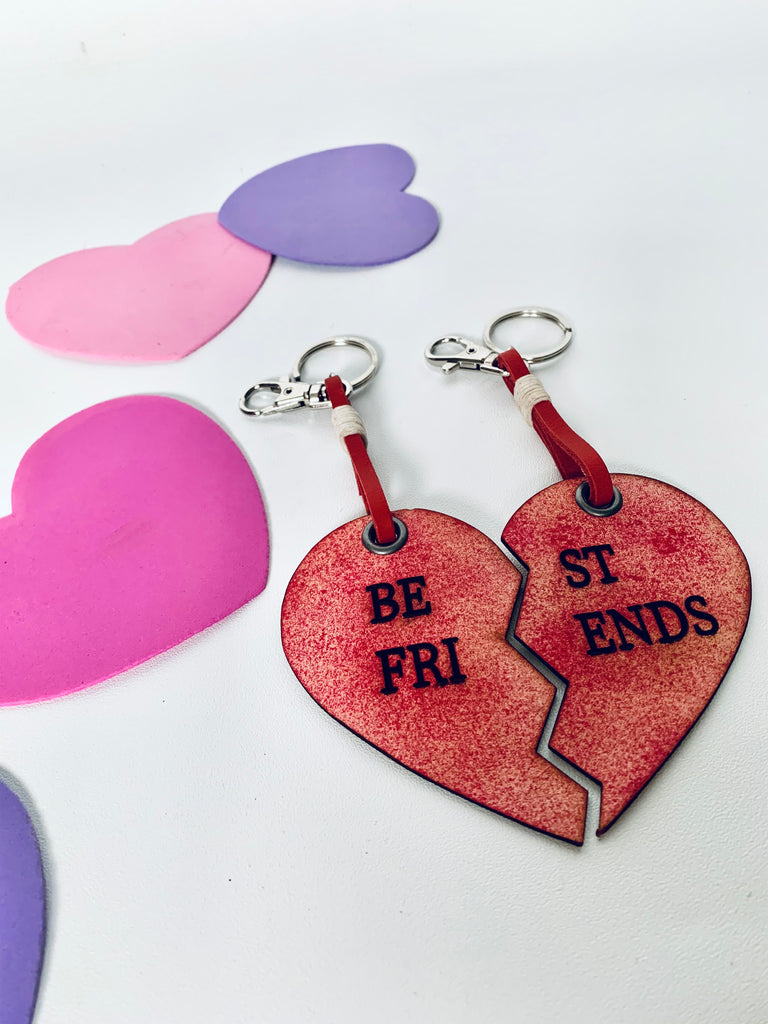 All the Love Keychain