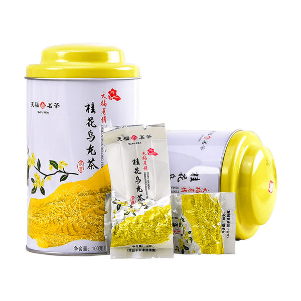 Osmanthus Oolong Tea (100g) Grade S7