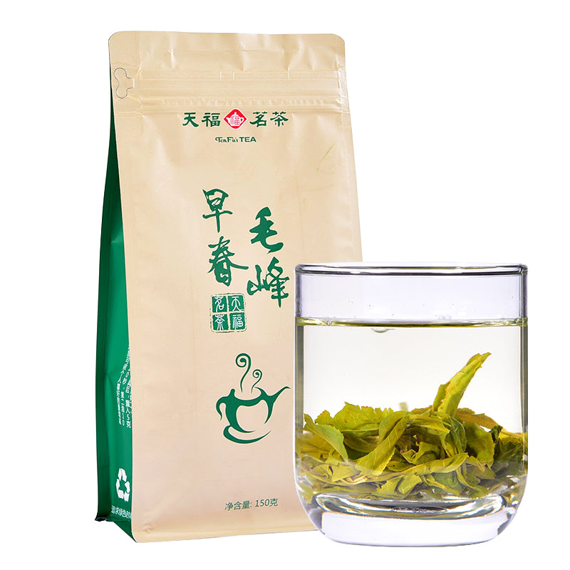 Mao Feng Green Tea 150g (5.2 oz) Grade L8