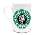 Grumpyfucks Coffee Fine Bone China mug
