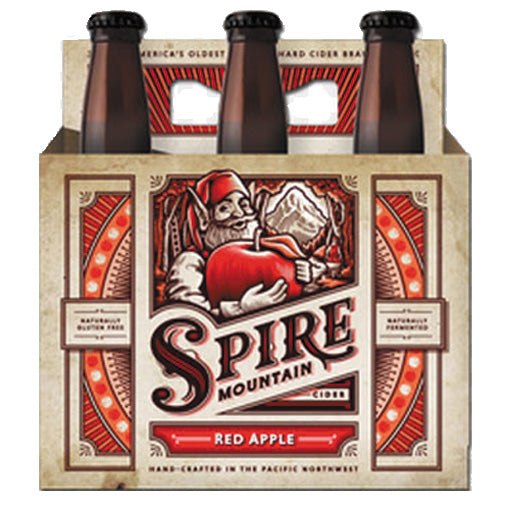 Spire Mountain Cider Red Apple