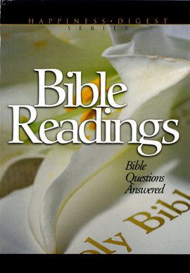 Bible Readings: Bible Questions Answered