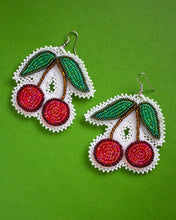 Load image into Gallery viewer, Cherry Earrings