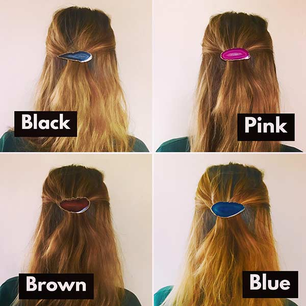 hair-clip group