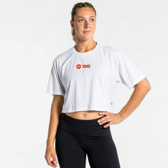 WIT + Deka Training Project Series Crop Tee