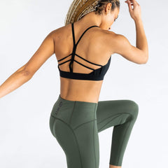 WIT Fitness Sports Bras WIT Strappy Bra