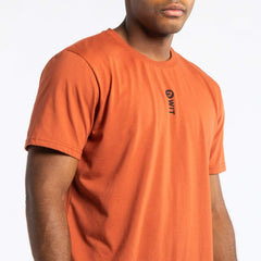 WIT Fitness T-shirts WIT Vertical Logo Tee