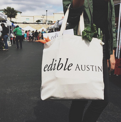 Edible Austin Market Bag