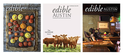 Subscription to Edible Austin