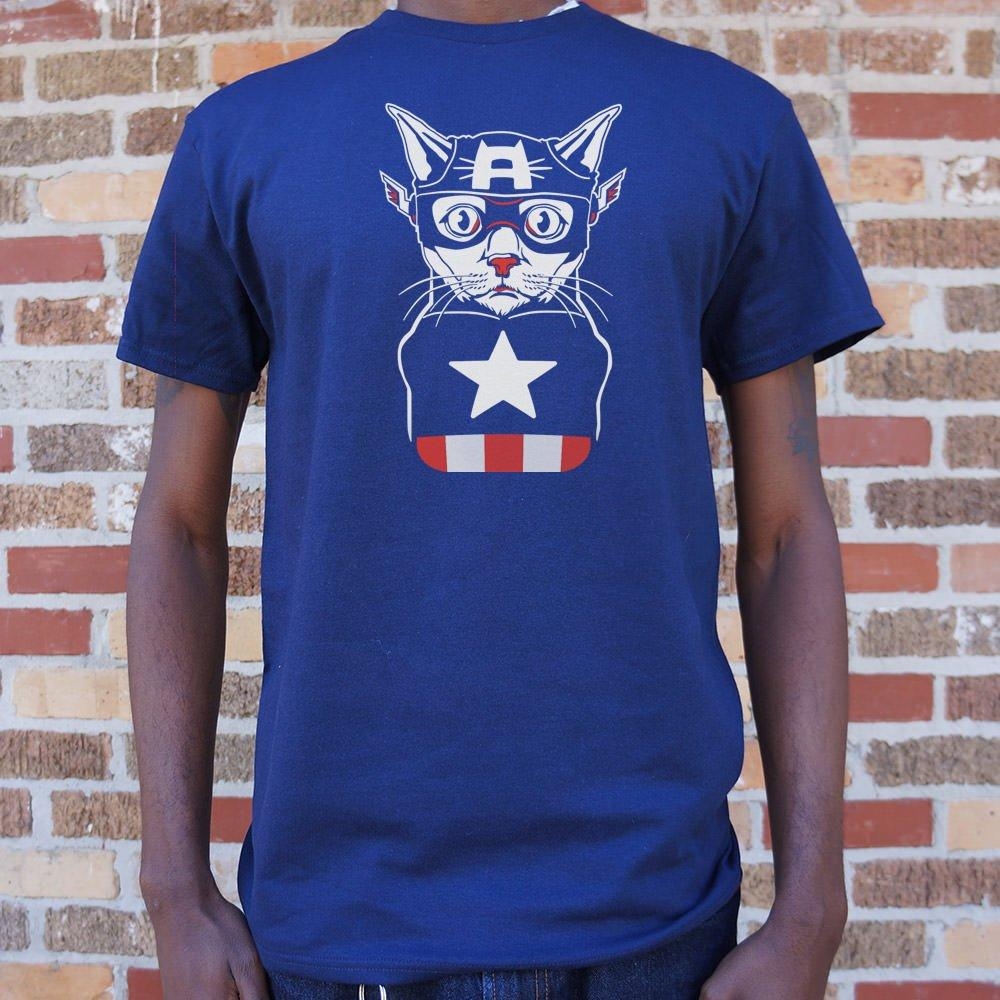Patriotic Cat Shirt