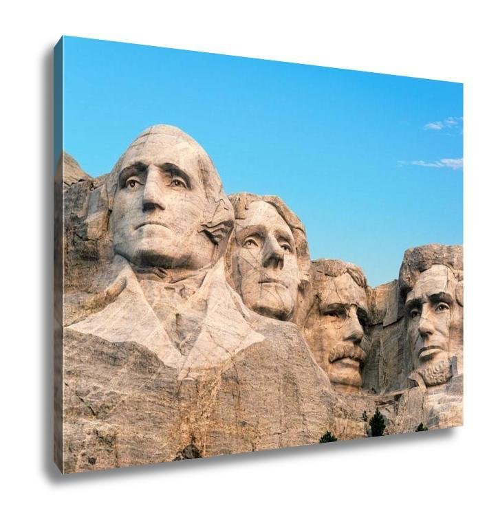 Mount Rushmore Presidents Picture
