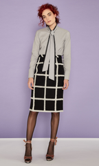 MARGARET PENCIL SKIRT