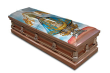 Load image into Gallery viewer, Our Lady of San Juan de los Lagos | Copper with Copper Hardware