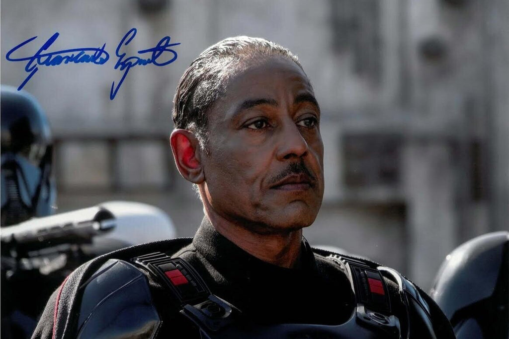 Giancarlo Esposito Autographs Now Available!