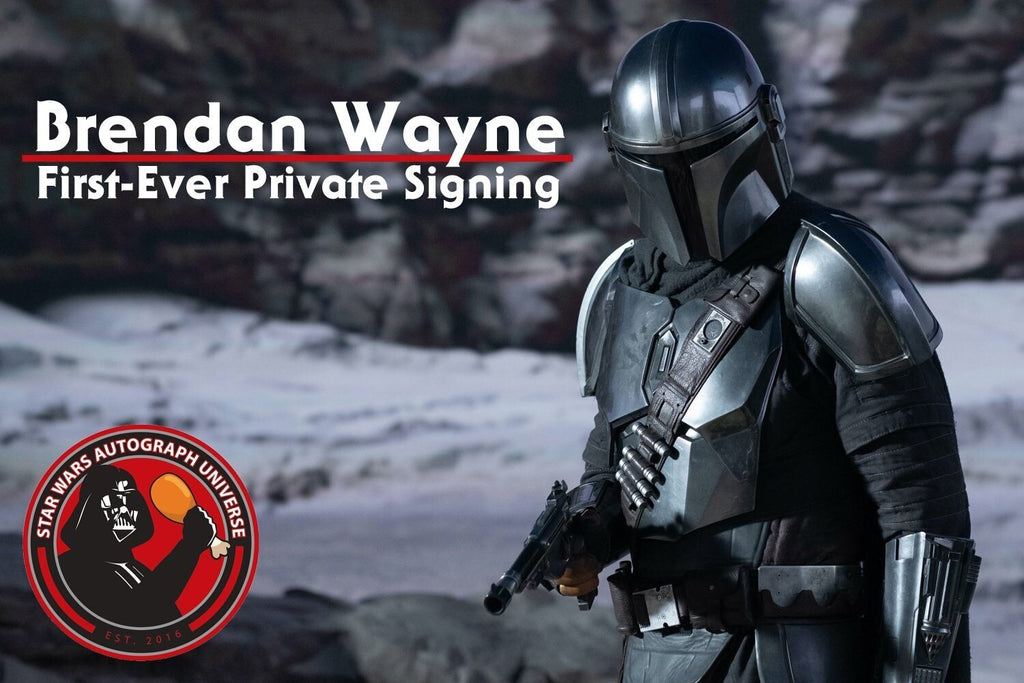 Brendan Wayne Exclusive Signing with SWAU is LIVE!