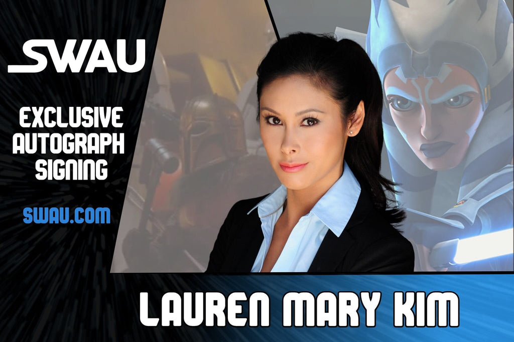 Fall Signing Series: Lauren Mary Kim to Sign for SWAU!