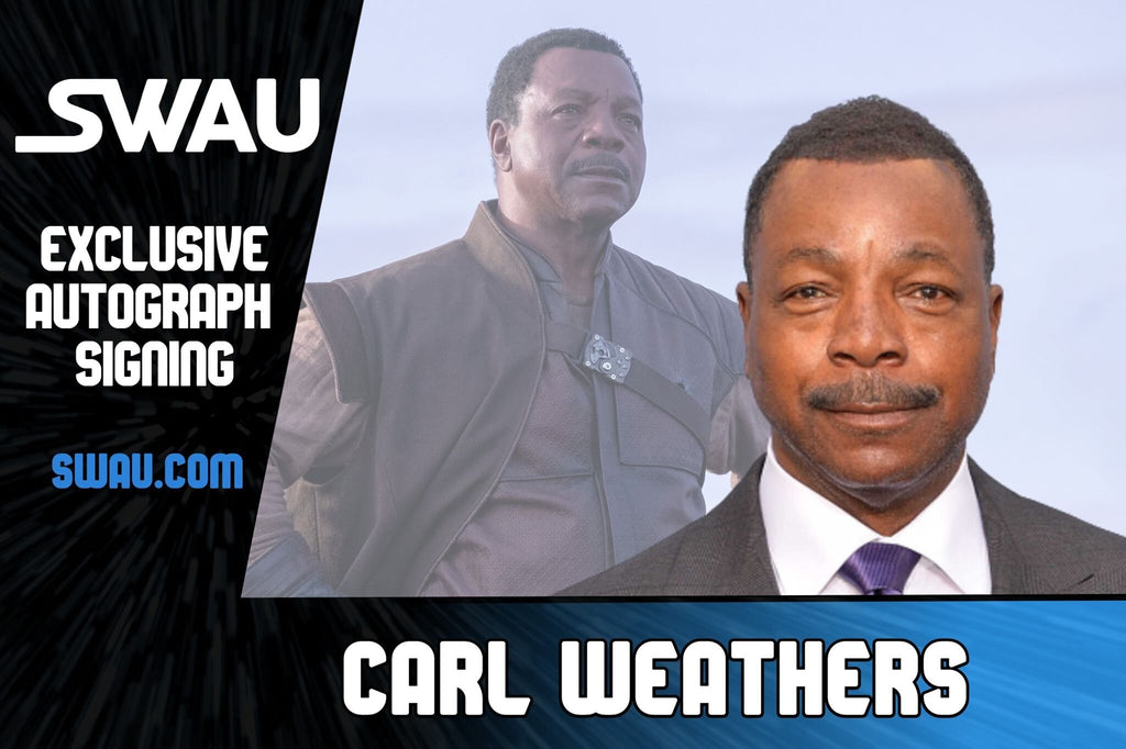 Fall Signing Series: Carl Weathers to Sign for SWAU!
