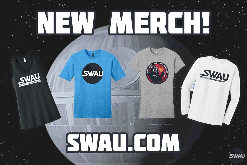 All-New SWAU Merchandise Now Available