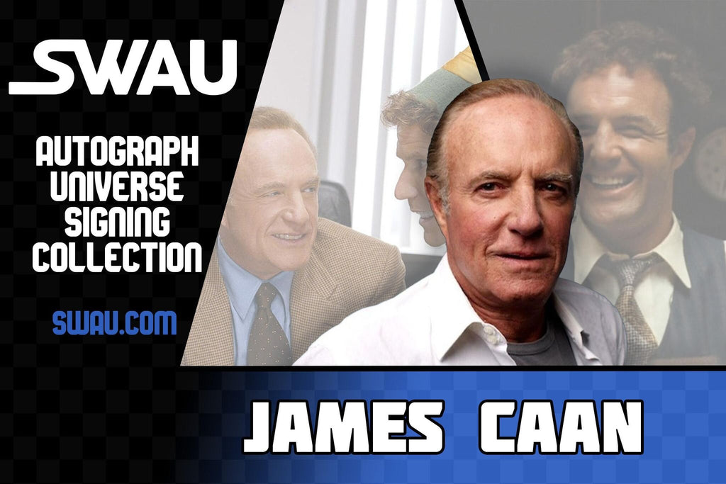James Caan to Sign for SWAU!