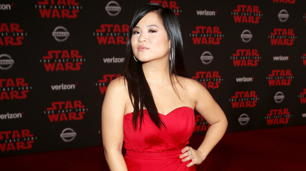 Exciting NEW Partnership; Send-In Opportunity for Kelly Marie Tran!