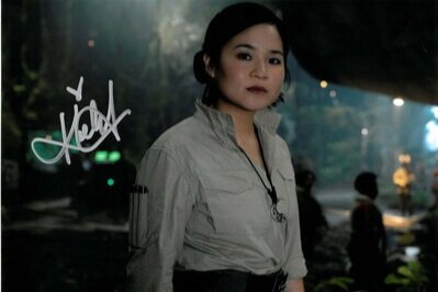 New Kelly Marie Tran Signed RoS Photos With SWAU Discount!